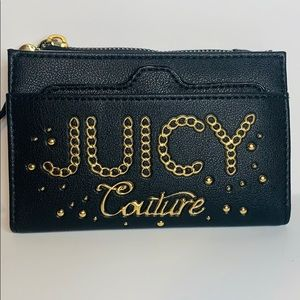 Juicy Couture Black Wallet